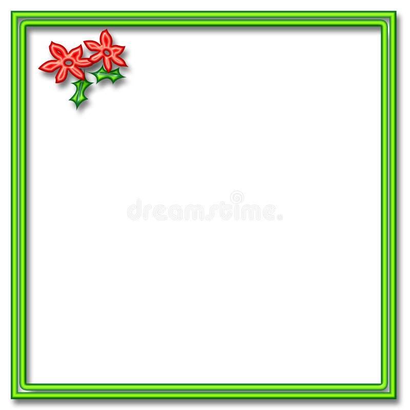 Download Blocco Per Grafici Del Poinsettia Illustrazione di Stock - Illustrazione di poinsettia, agrifoglio: 3877994