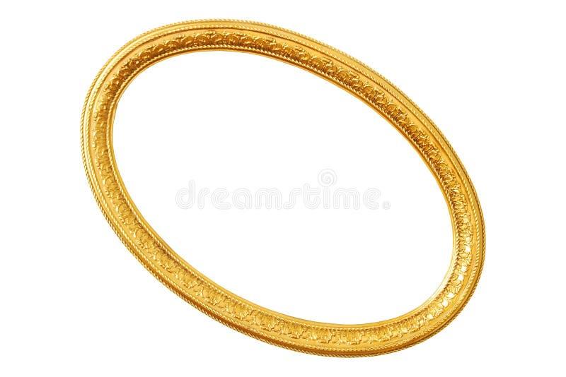 Blocco per grafici dell'oro fotografia stock