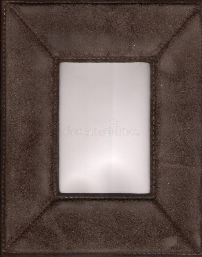 Blocco per grafici della foto in cervi marroni. immagini stock libere da diritti