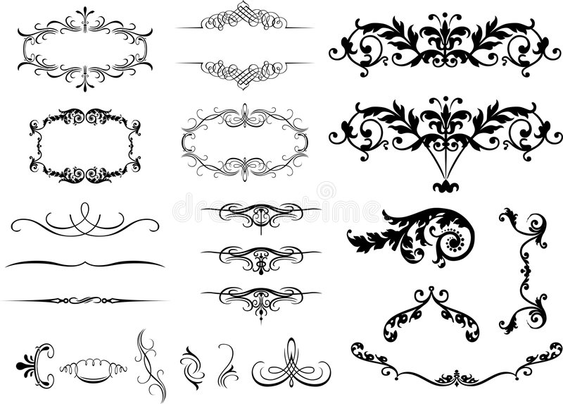 Blocco per grafici di disegno illustrazione vettoriale