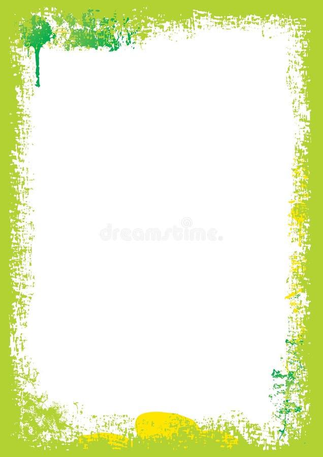 Blocco per grafici di Grunge royalty illustrazione gratis