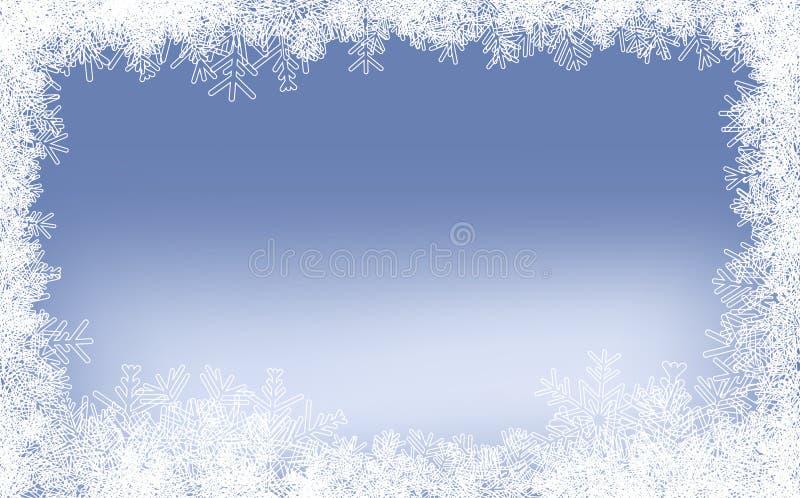 Blocco per grafici di inverno immagine stock libera da diritti