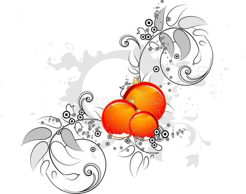 Download Blocco Per Grafici Di Natale. Illustrazione Vettoriale - Illustrazione di presente, scheda: 7320784