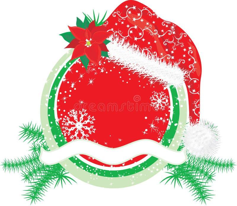 Download Blocco Per Grafici Di Natale Illustrazione Vettoriale - Illustrazione di fiore, neve: 7324824