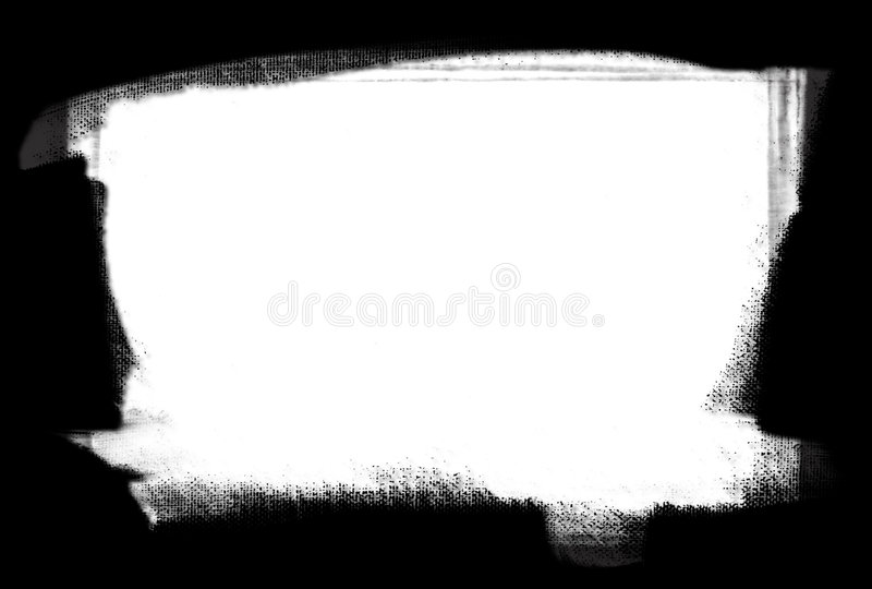 Blocco per grafici nero della foto illustrazione vettoriale