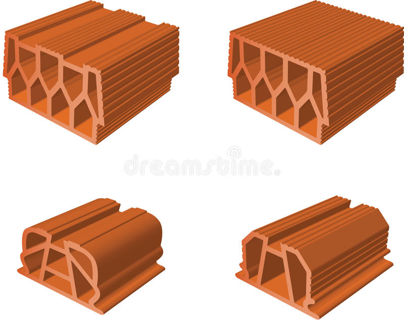 Download Block build house stock vector. Illustration of fill - 19772626