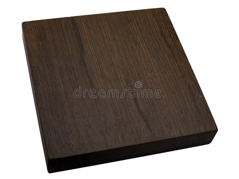Block Of Wood Royalty Free Stock Images