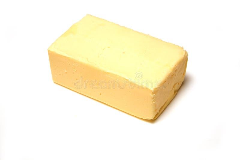 Block Of Yellow Butter Stock Photos