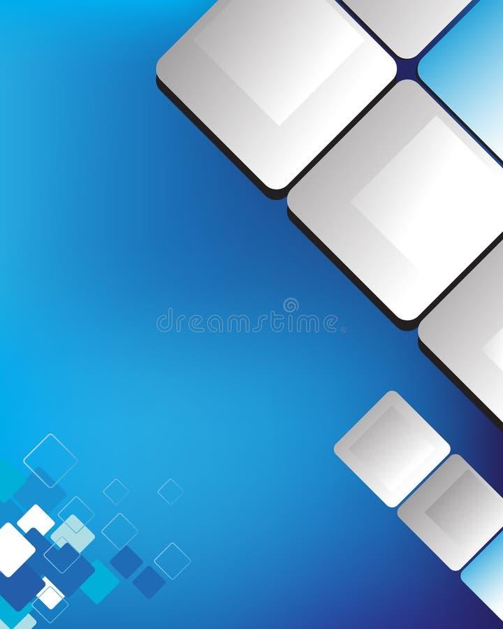 Blockbauweise lizenzfreie abbildung