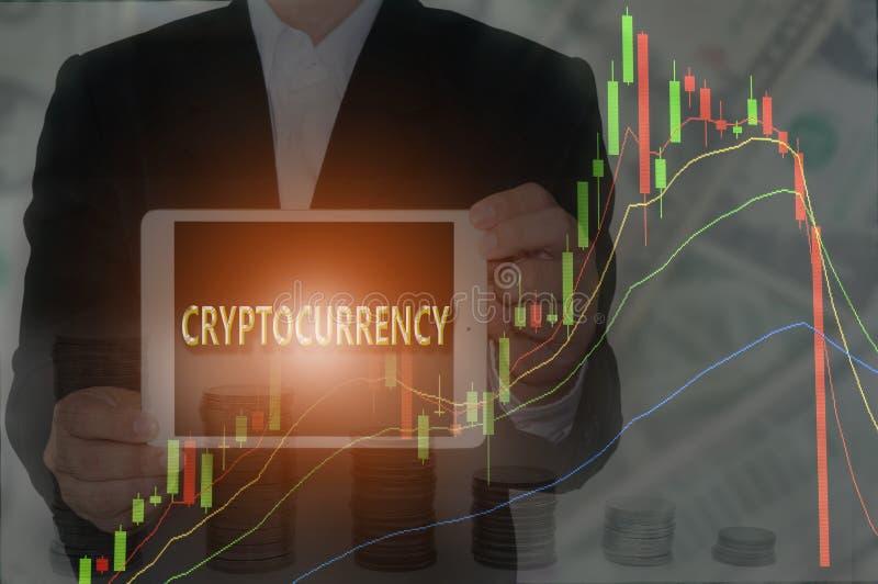 Blockchain概念 免版税库存照片