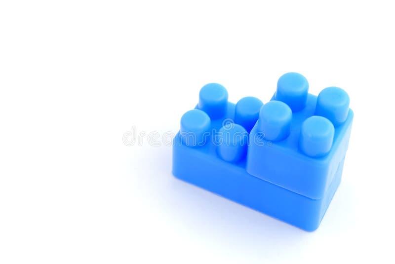 blockerar plastic white royaltyfria foton