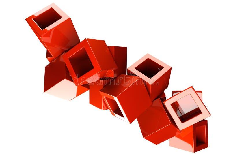 Blocks vector illustration