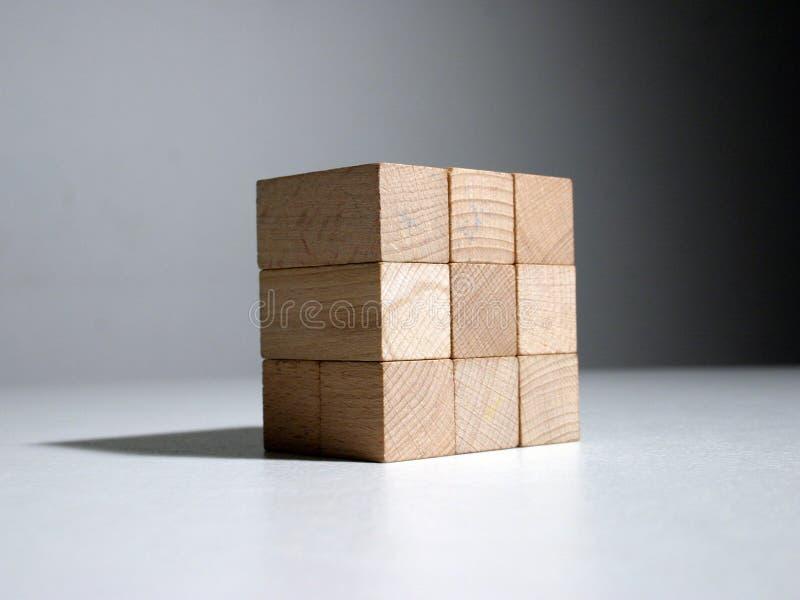 Blockstapel lizenzfreie stockbilder