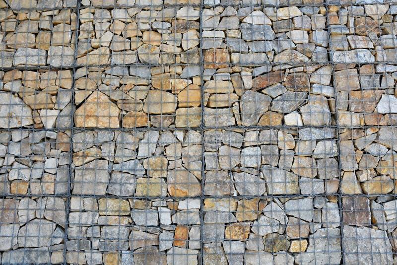 Blocos da pedra para construir Fundo abstrato para a indústria e a construção fotos de stock
