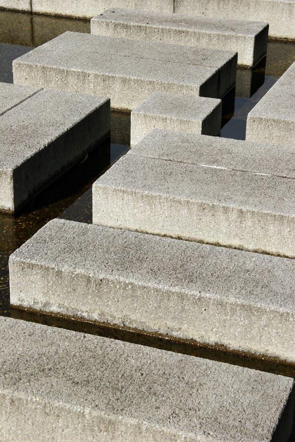 Download Blocos do cimento. imagem de stock. Imagem de estrutura - 50797