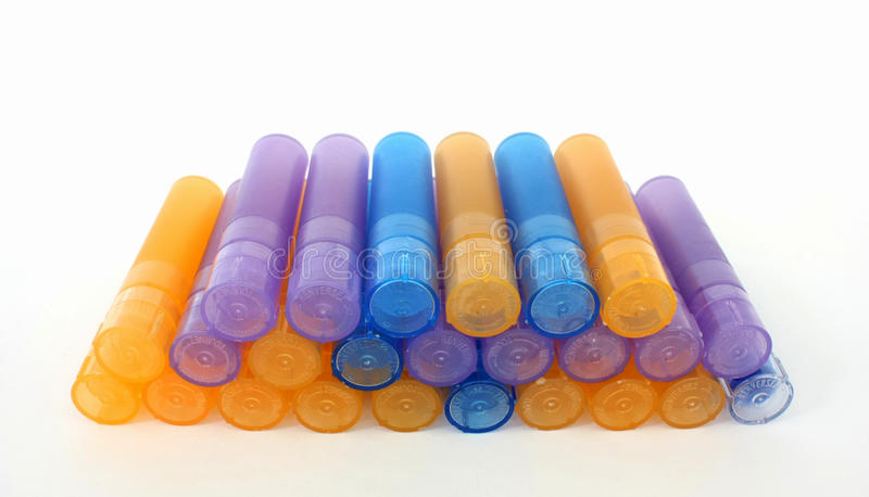 Blocos médicos homeopaticamente. foto de stock