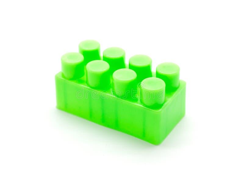 Blocs constitutifs en plastique de Lego photos libres de droits