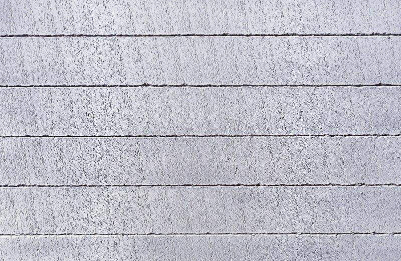 Blocs de ciment Le fond des ciments scorifient des blocs photographie stock
