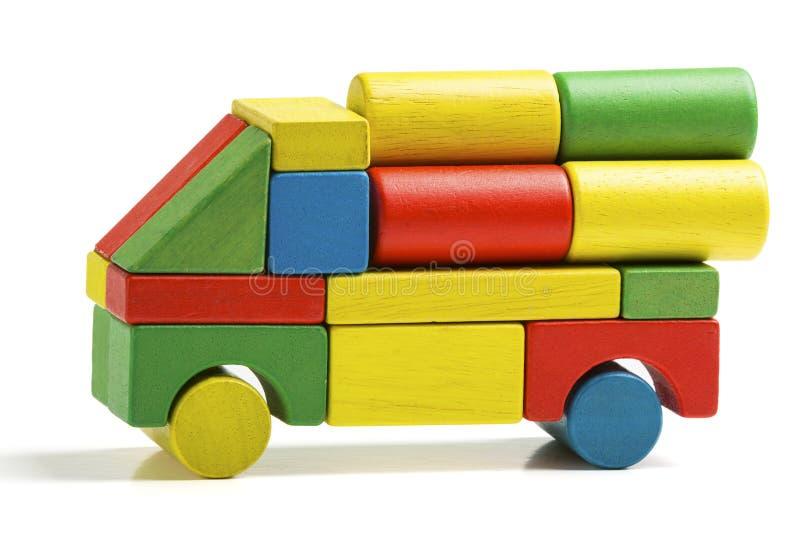 blocs de jouet de voiture transport de marchandises en. Black Bedroom Furniture Sets. Home Design Ideas