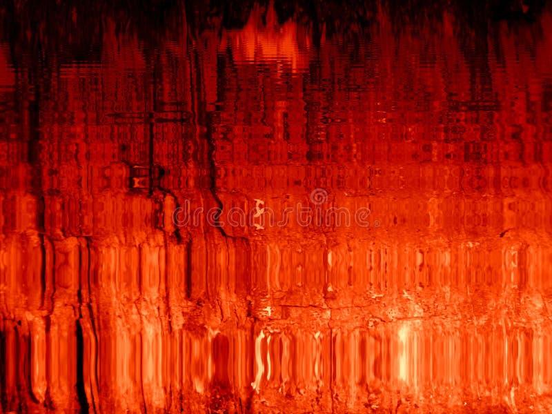 Blod av solen royaltyfri foto