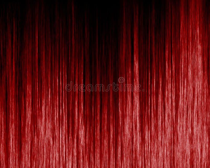 Blodad ner vägg vektor illustrationer