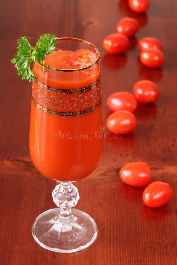 blodig fruktsaftmary tomat arkivfoto