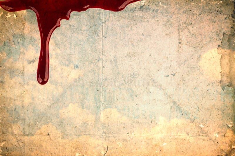 Bloed stock fotografie