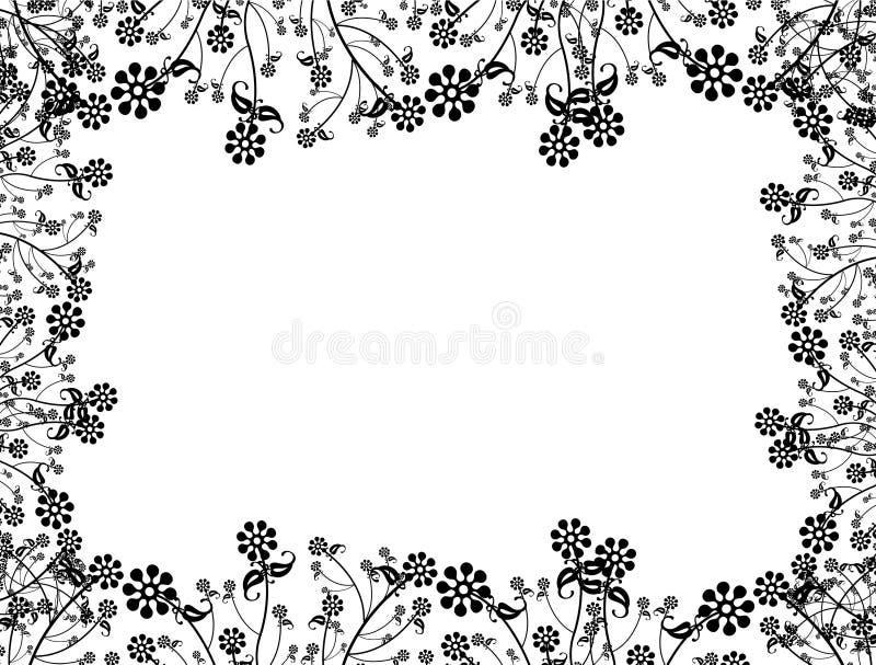 bloem art. stock illustratie
