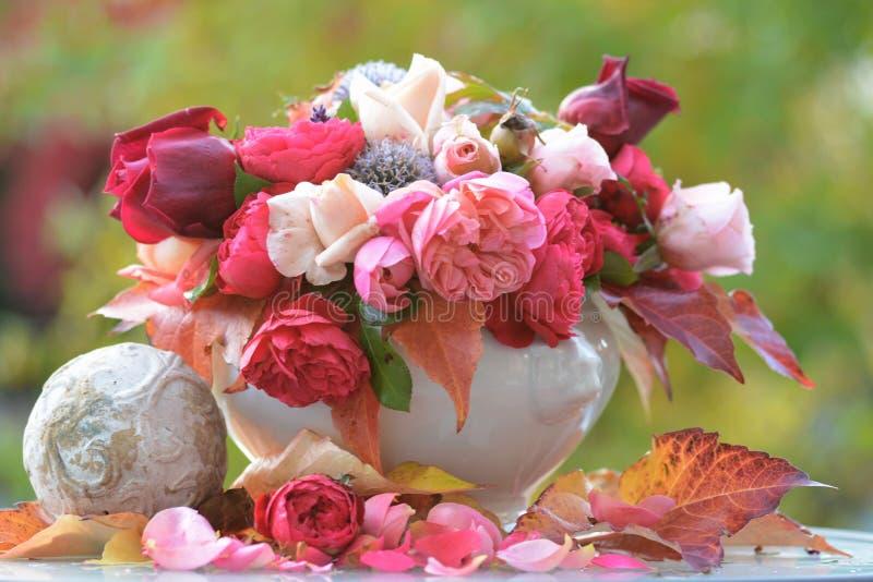 Bloem, Roze die, Bloem, Floristry schikken