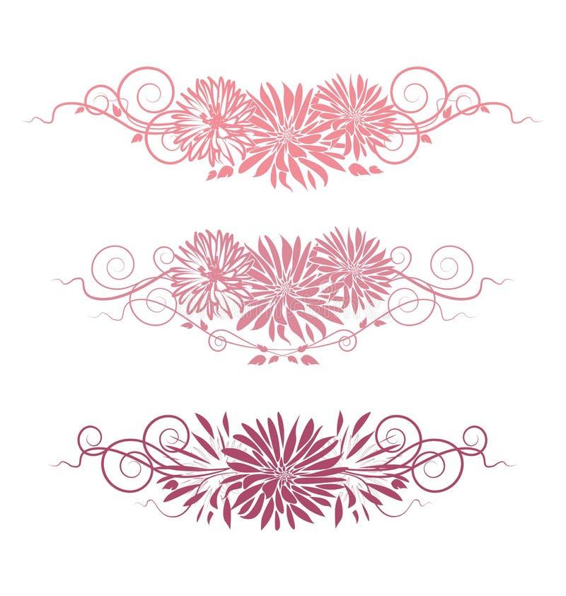 Download Bloemen vector illustratie. Illustratie bestaande uit bloemen - 29510110