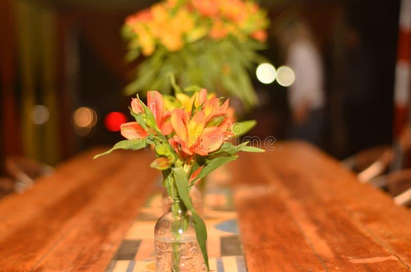Bloemen, aard, de lente, kleurrijk boeket, royalty-vrije stock foto's