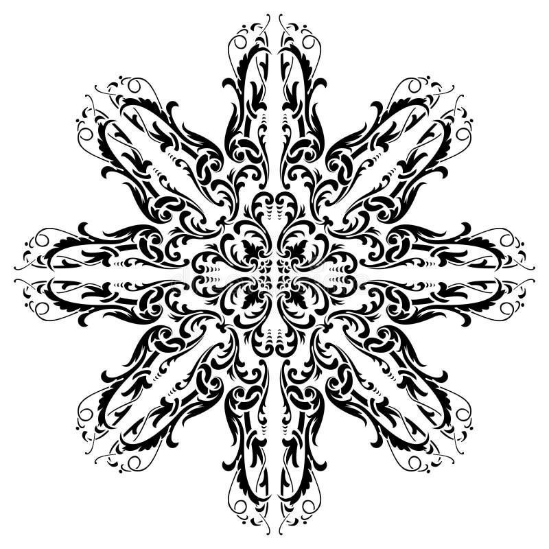 Download Bloemen achtergrond vector illustratie. Afbeelding bestaande uit kunstwerk - 1247592