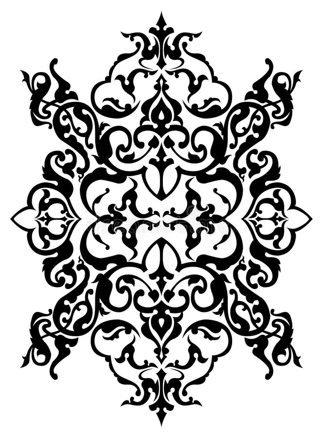 Download Bloemen Achtergrond Royalty-vrije Stock Foto - Afbeelding: 1247605