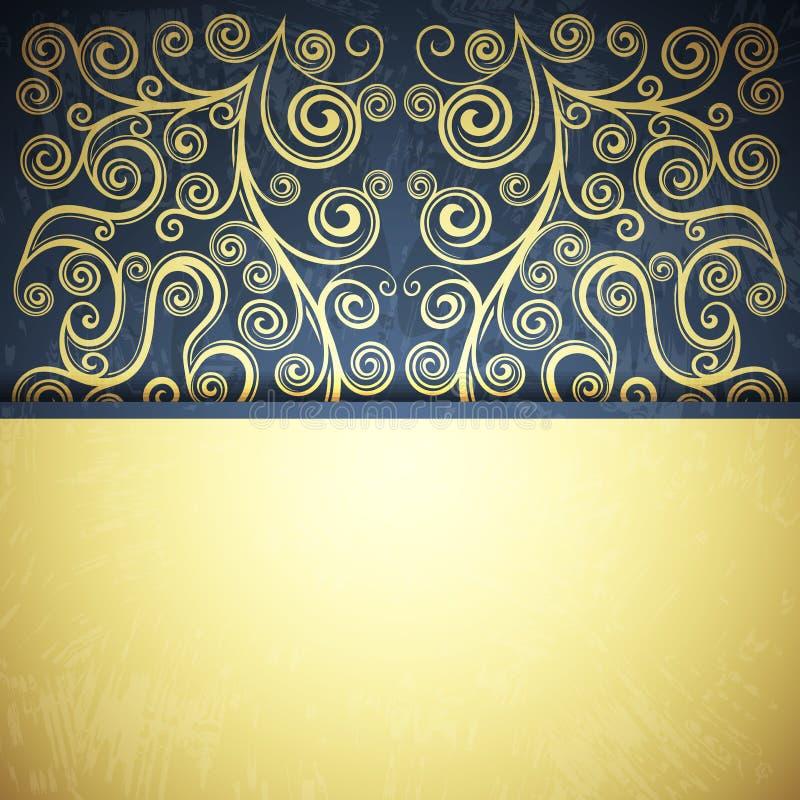 Download Bloemen achtergrond vector illustratie. Illustratie bestaande uit ornament - 54087234