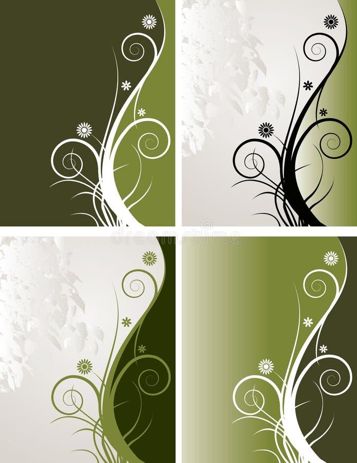 Download Bloemen Achtergronden Royalty-vrije Stock Foto's - Afbeelding: 4719458