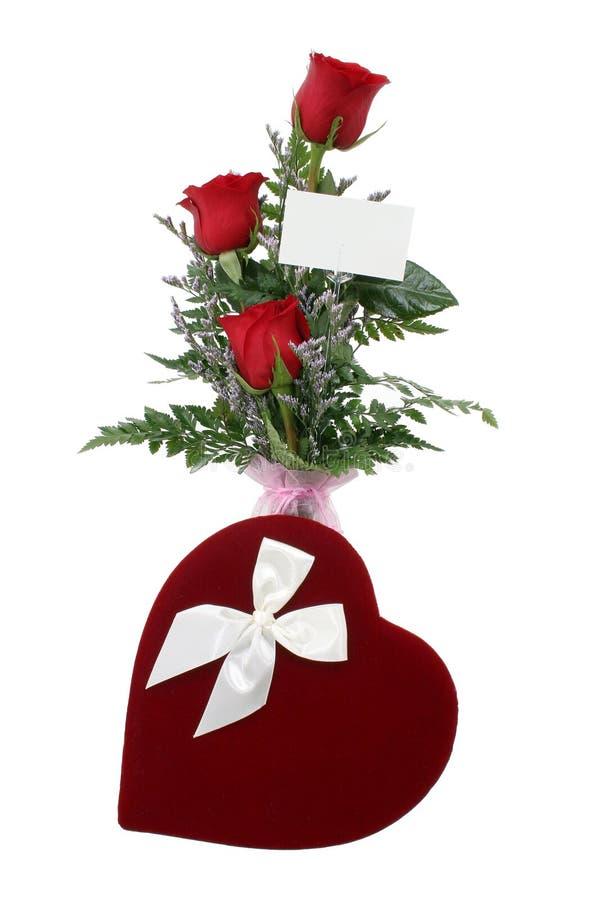 Bloemen En Suikergoed (Beeld 8.2mp) Royalty-vrije Stock Afbeeldingen