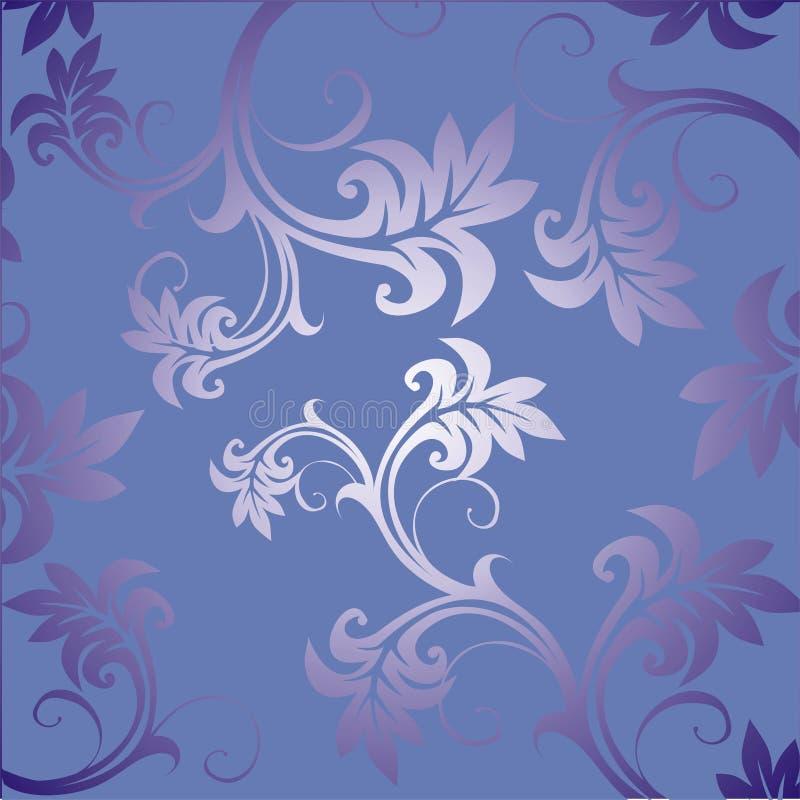 Bloemen ornament. Vector. vector illustratie