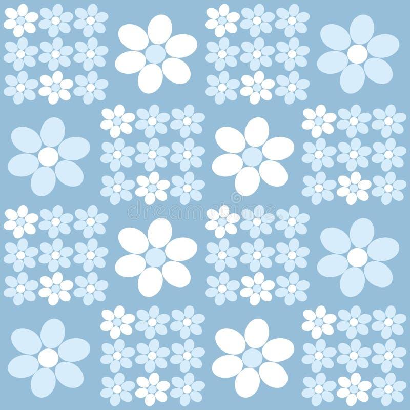 Bloemen patroon vector illustratie