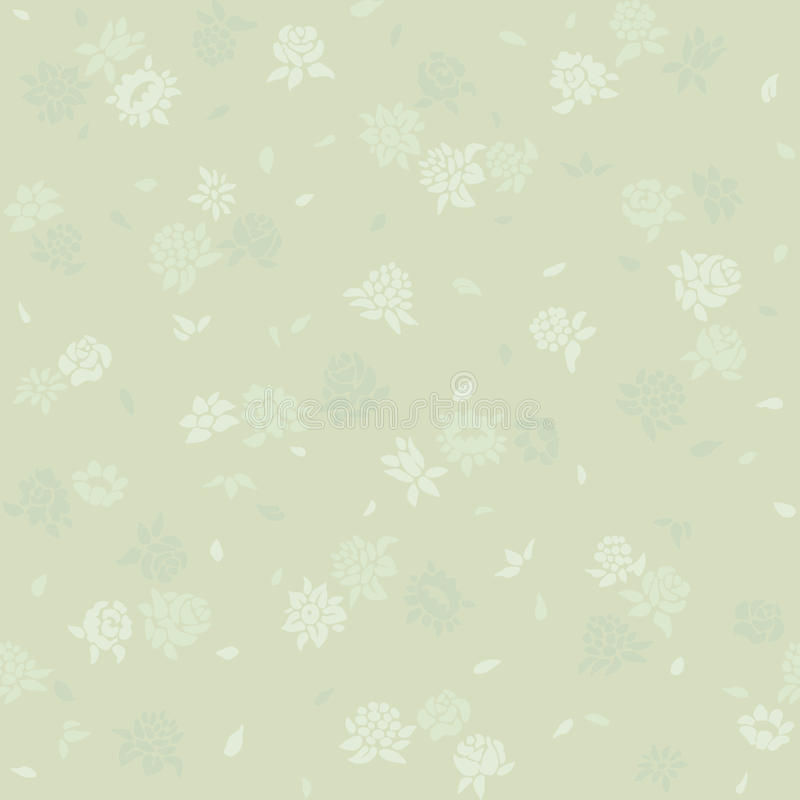 Bloemen patroon royalty-vrije stock foto