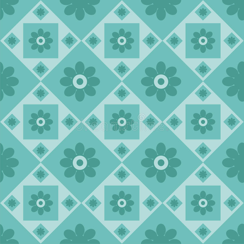 Bloemen textuur vector illustratie