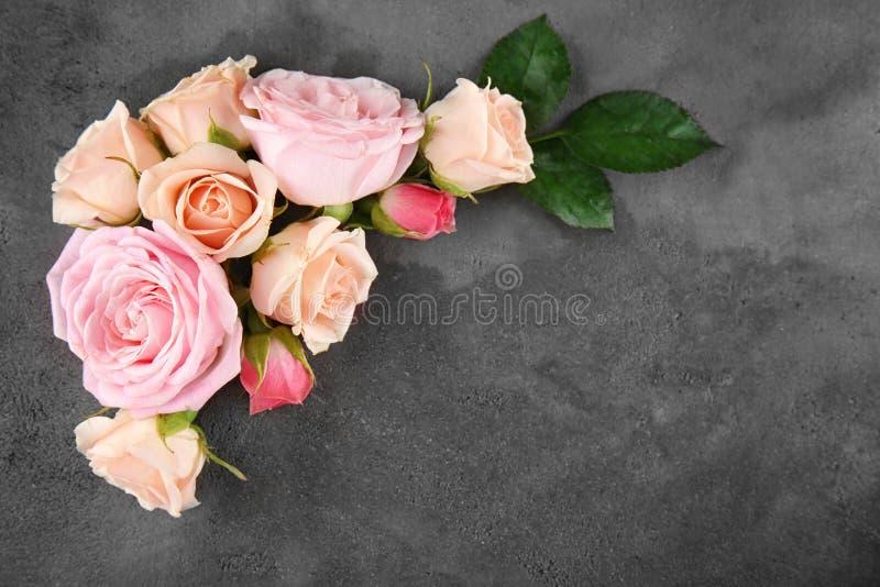 Bloemenkader o stock afbeeldingen