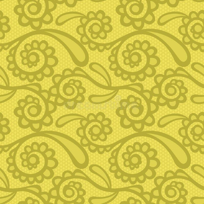 Bloemenpatroon vectorillustratie royalty-vrije illustratie