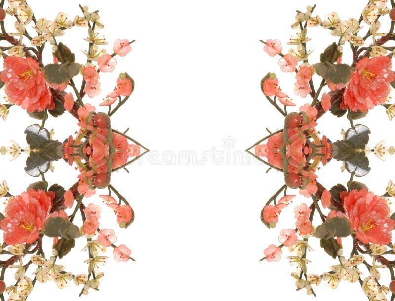Bloesem 20 van de Kers van de jade royalty-vrije stock foto