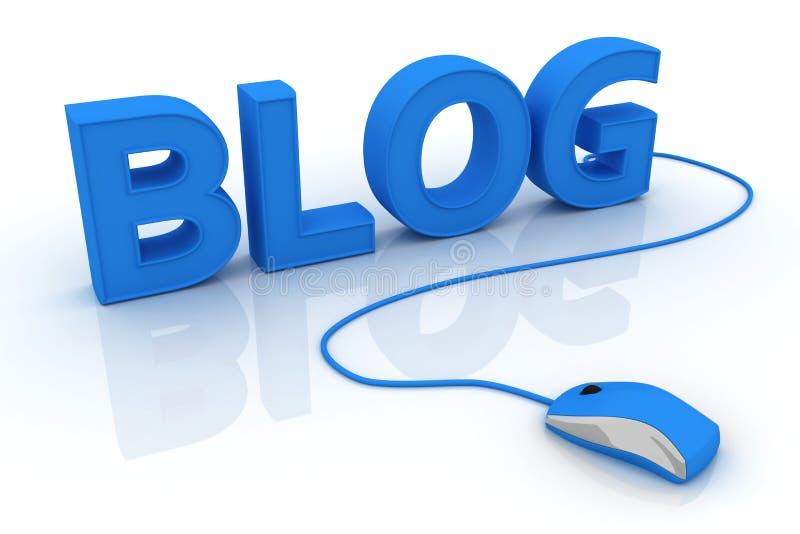 blogów internety ilustracji