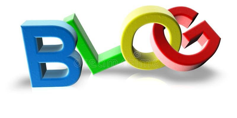 blog πλαστικό ελεύθερη απεικόνιση δικαιώματος