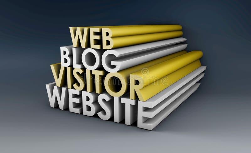 Blog Stock Image