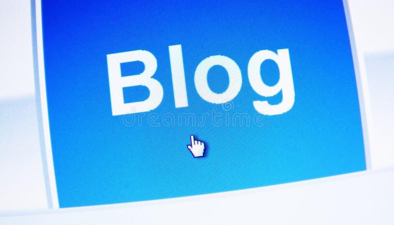 Blog image libre de droits