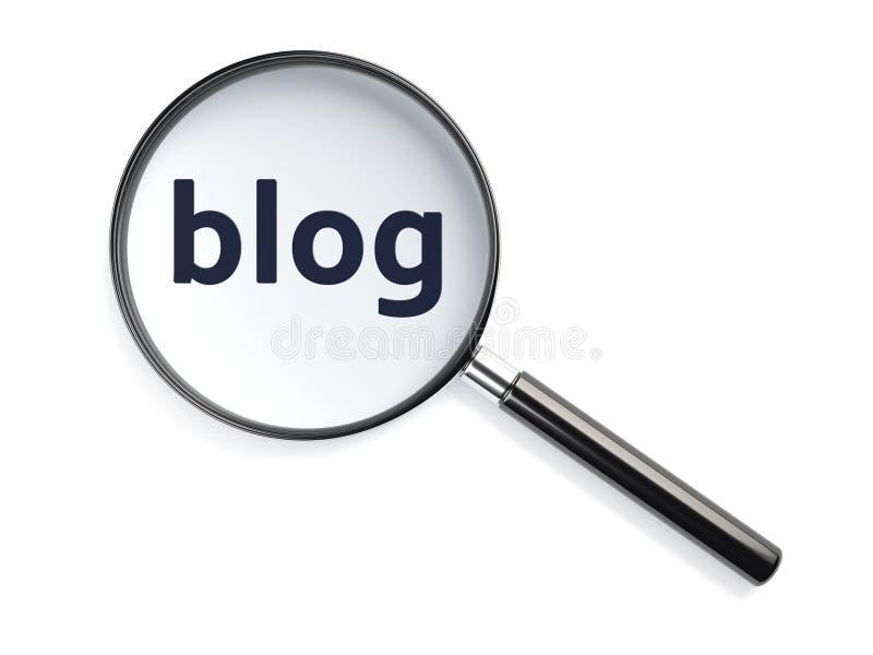 Download Blog stock illustration. Image of find, equipment, blog - 4820469