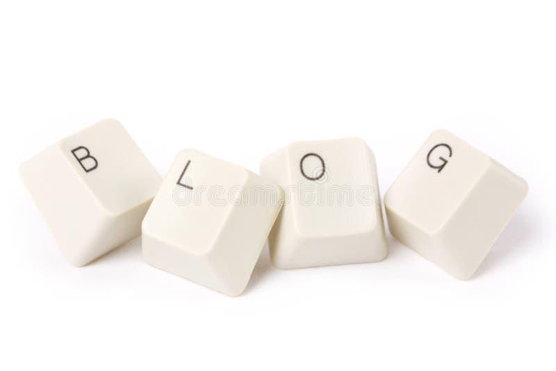 Download Blog stock image. Image of keyboard, internet, diary, bloging - 5476149