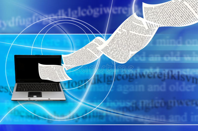 Download Blog and ebook concept stock image. Image of concept, language - 5765081